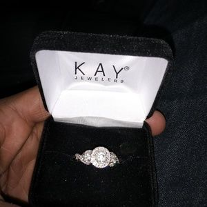 Engagement ring size 7.5